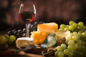 Wine & Cheese tasting for a cause