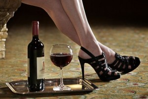 Girls Wine Tasting flavors and aromas